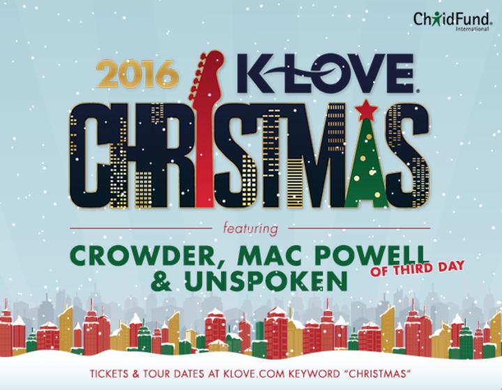 K-LOVE Radio @ Ovens Auditorium - Charlotte, NC