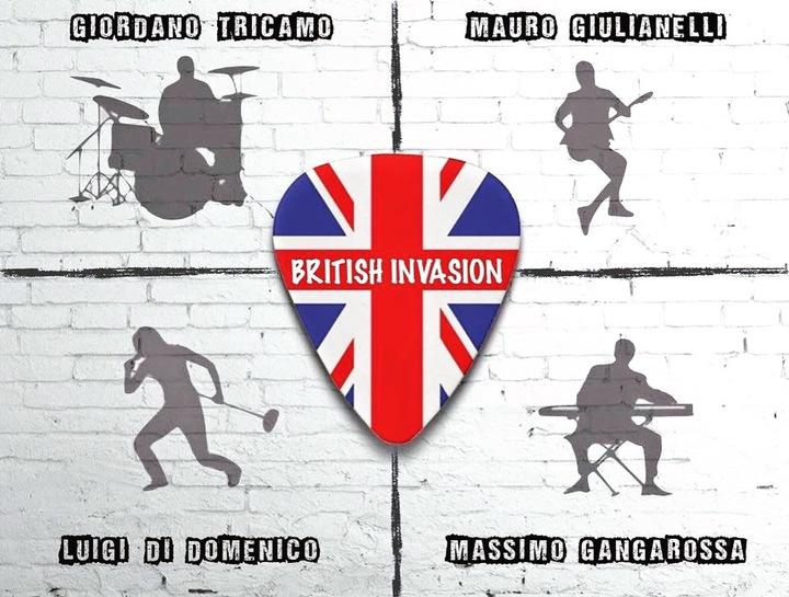 British Invasion - Acoustic Band Tour Dates