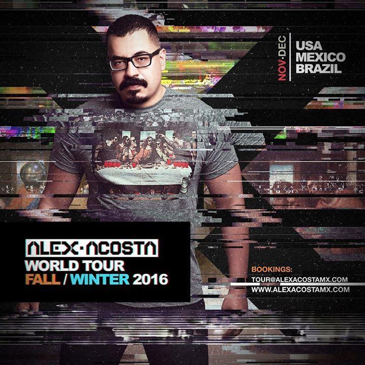 Alex Acosta Tour Dates