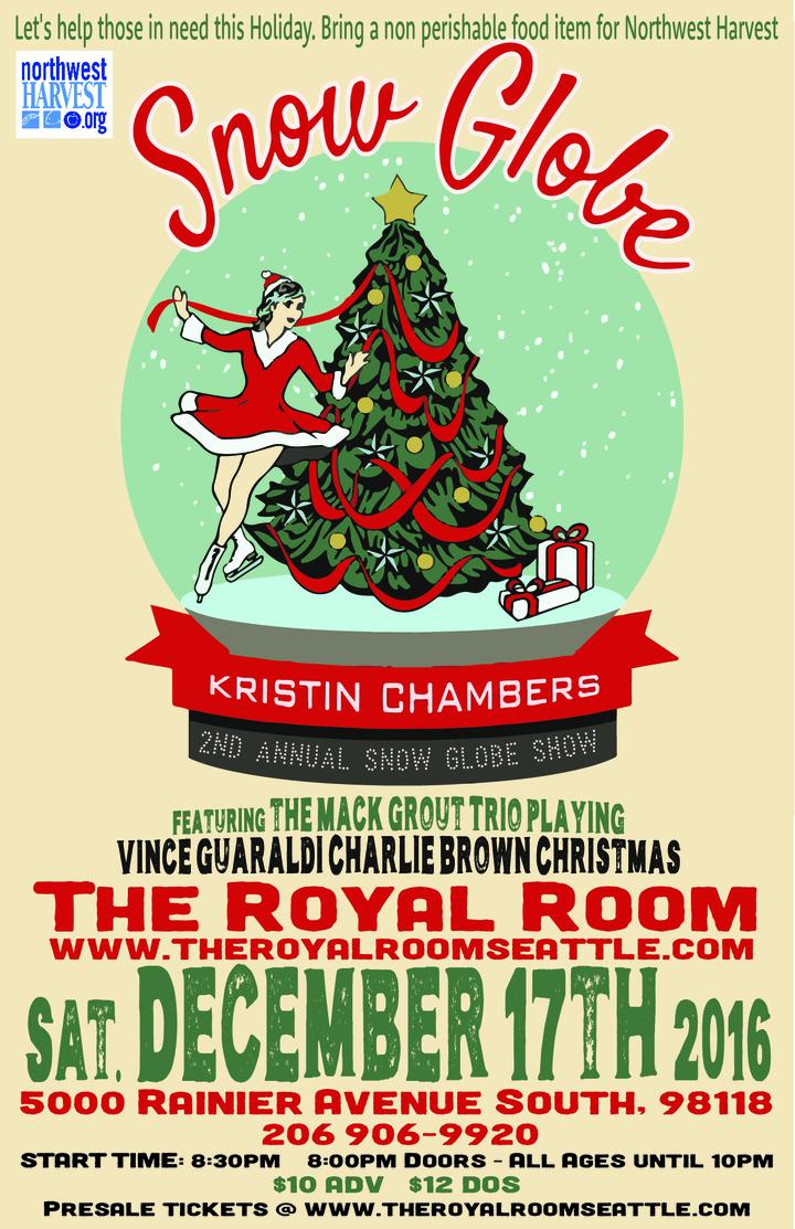Kristin Chambers @ The Royal Room - Seattle, WA