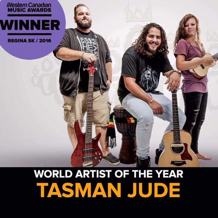 Tasman Jude Tour Dates
