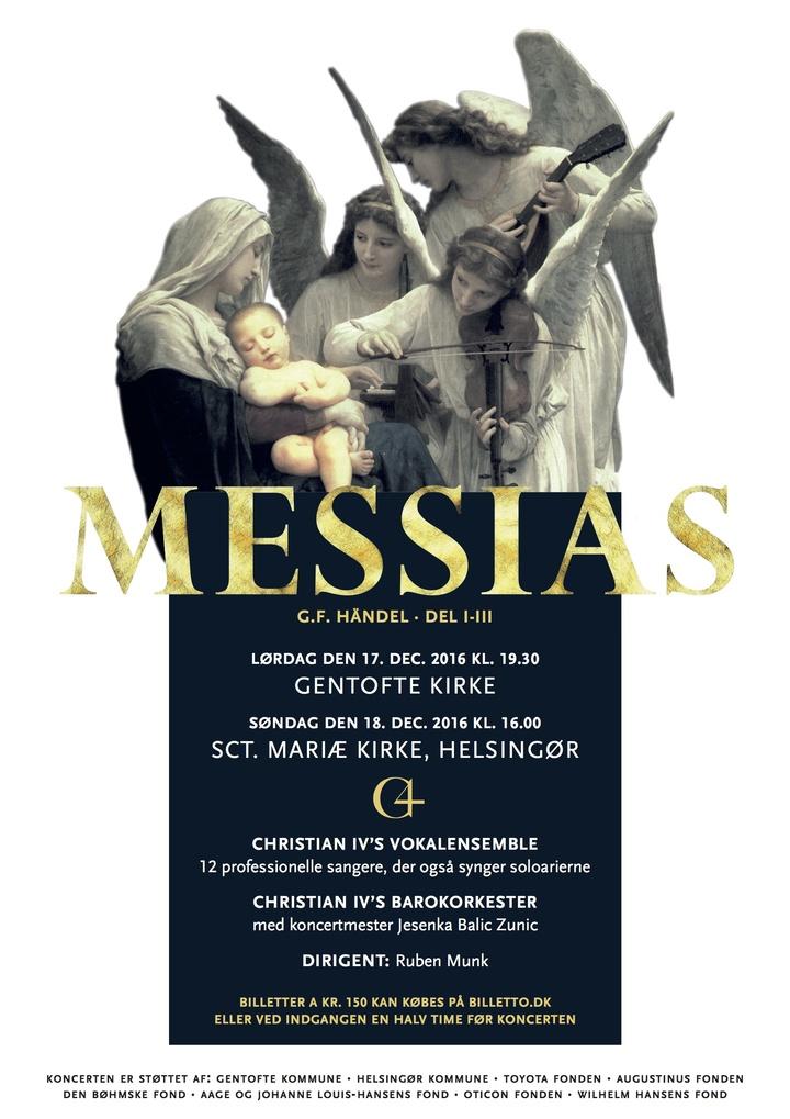 Christian IV Vokalensemble @ Sct Mariæ Kirke - Helsingør, Denmark