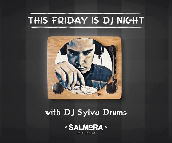 Deejay Sylva Drums @ Rua Do clube Nautico - Loulé, Portugal