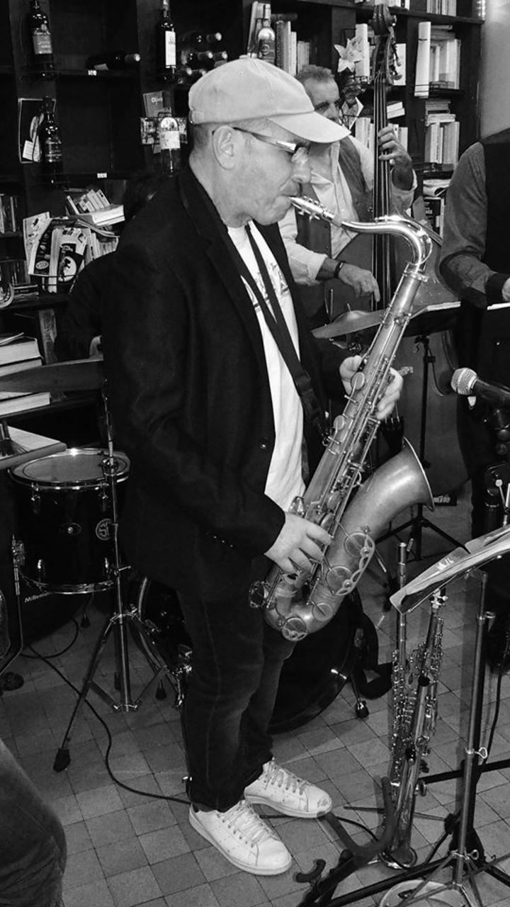 Le Jazzophone @ Cave Romagnan  - Nice, France