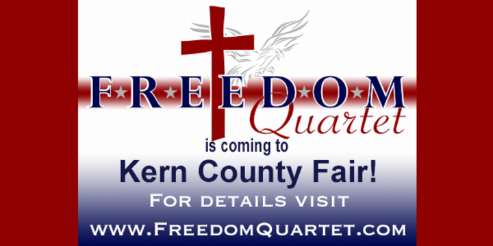 Freedom Quartet @ Kern County Fairgrounds - Bakersfield, CA