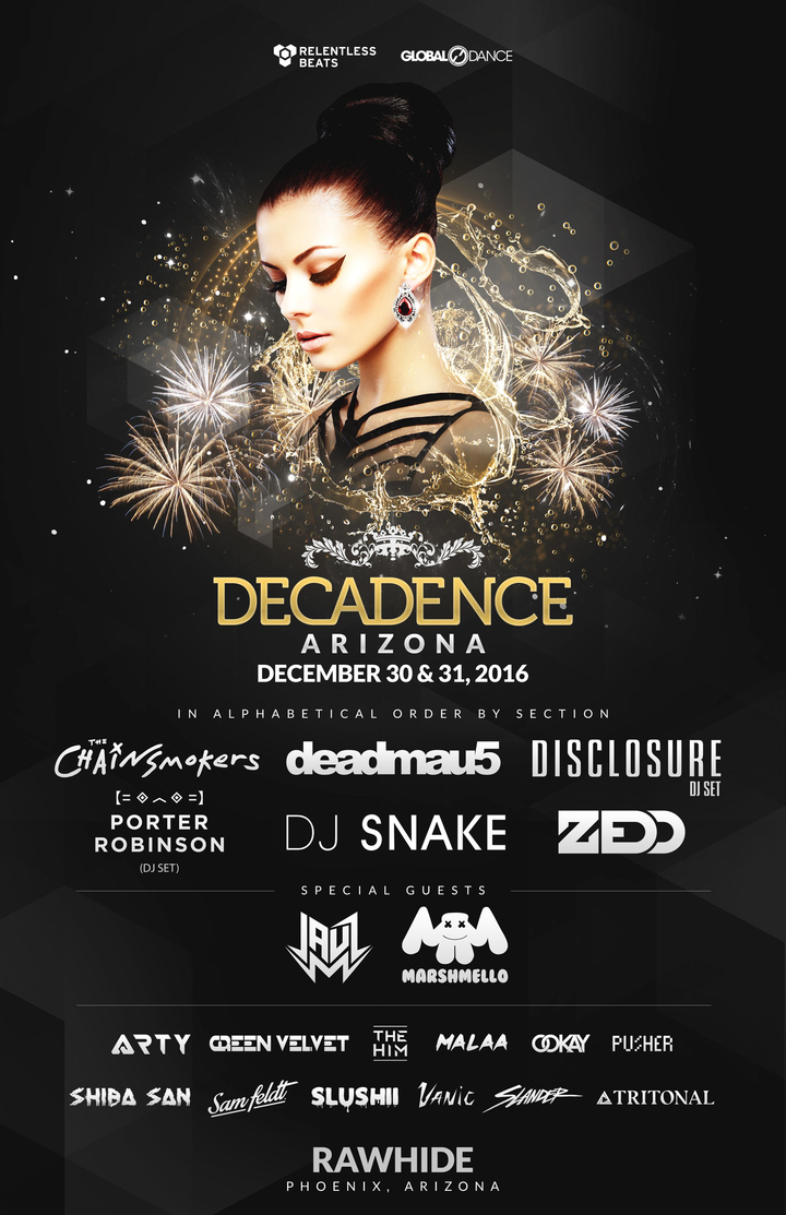 DJ Snake @ Rawhide Event Center - Chandler, AZ