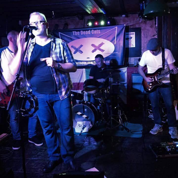 The Dead Cats @ Cask Corner - Doncaster, United Kingdom