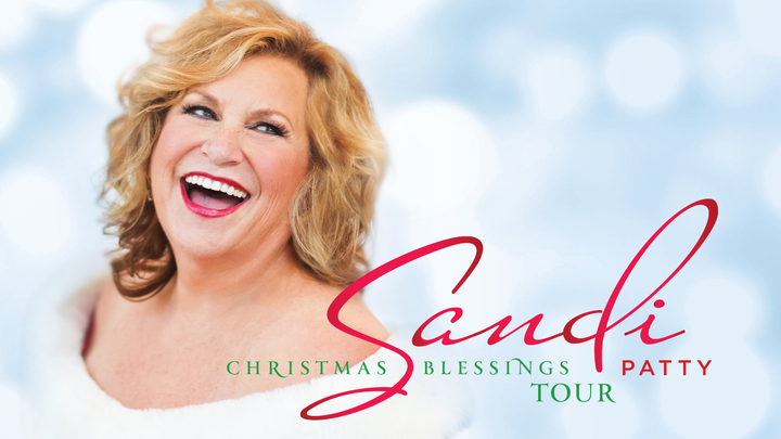Sandi Patty @ ALMA Performing Arts Center - Alma, AR