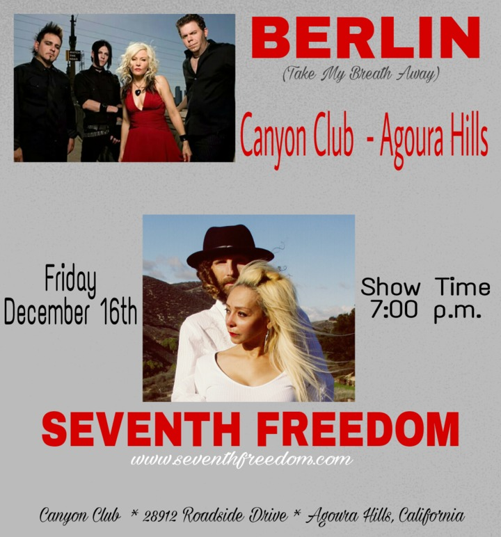 Seventh Freedom @ Canyon Club  - Agoura Hills, CA