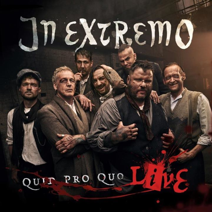 In Extremo Tour Dates