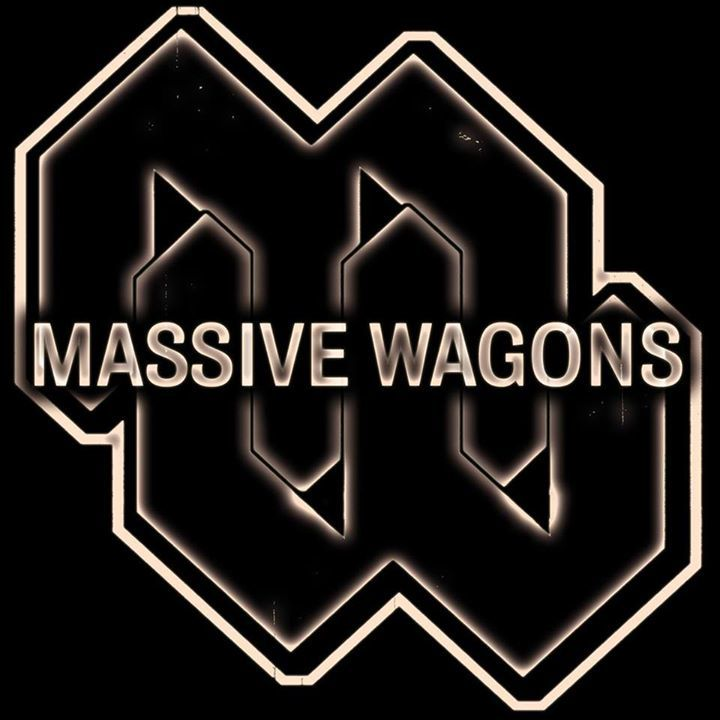 Massive Wagons @ The Brickyard - Carlisle, United Kingdom