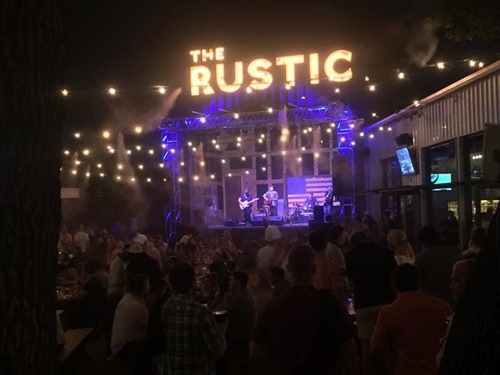 Zach Nytomt @ The Rustic  - Dallas, TX