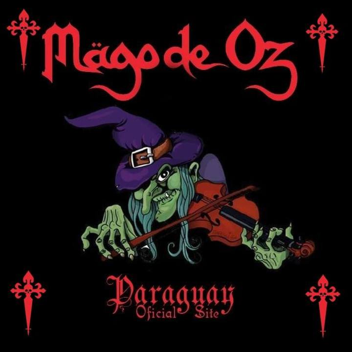 Mägo de Oz Paraguay Tour Dates