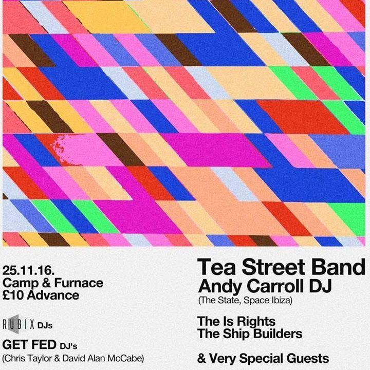 The Tea Street Band Tour Dates