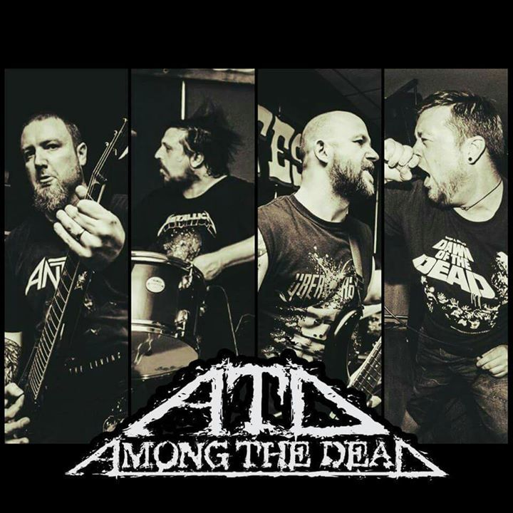 Among The Dead Tour Dates