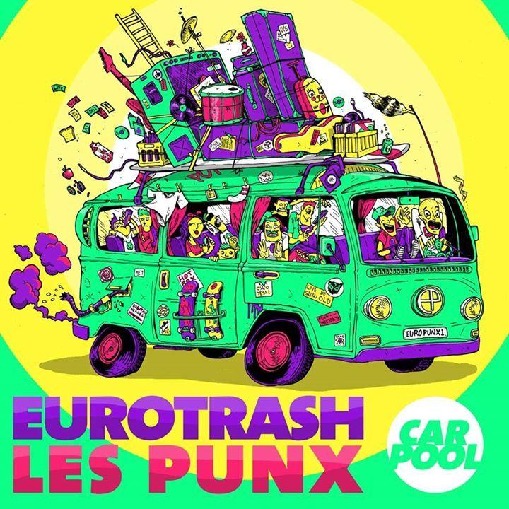 Les Punx Tour Dates