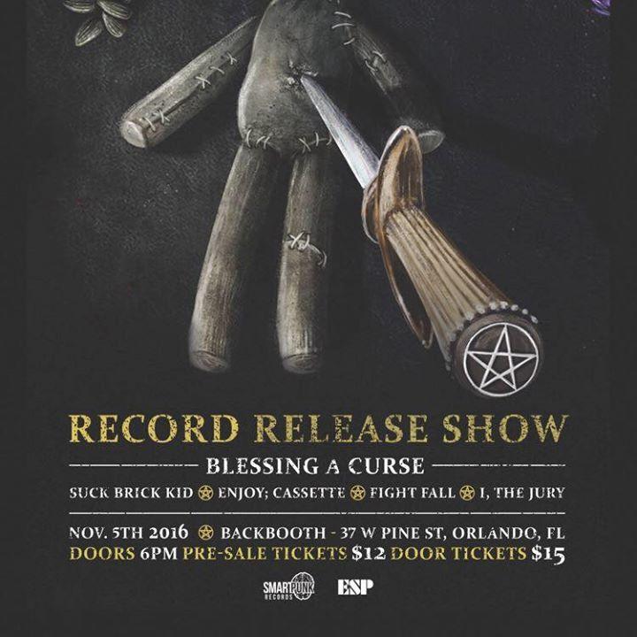 Suck Brick Kid Tour Dates