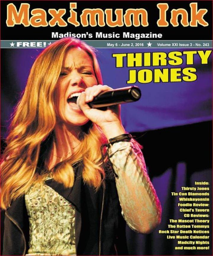 Thirsty Jones Tour Dates