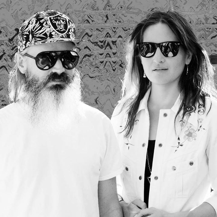 Moon Duo @ Band on the Wall - Manchester, United Kingdom