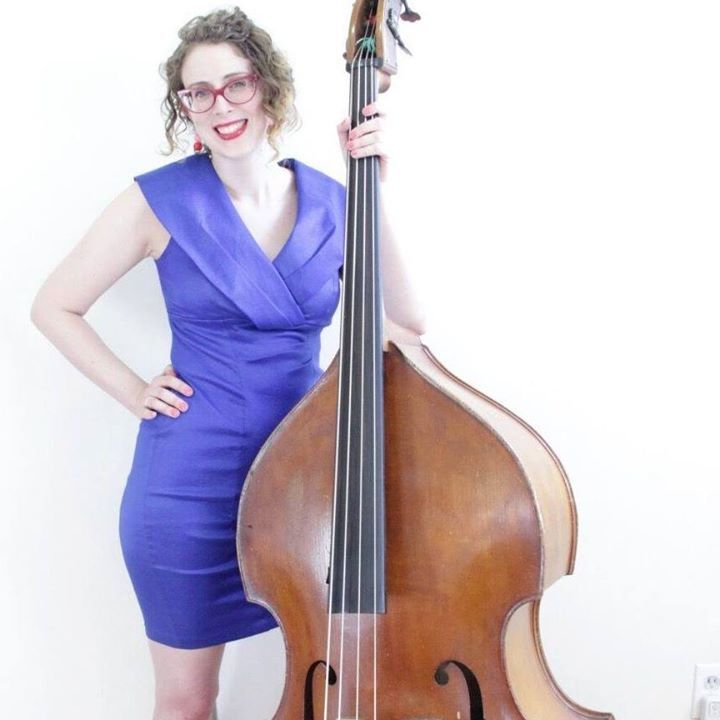 Georgia Weber Double Bassist @ Rockwood Music Hall - New York, NY