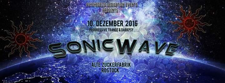 Alphatronics @ SonicWave Indoor 2016  - Rostock, Germany