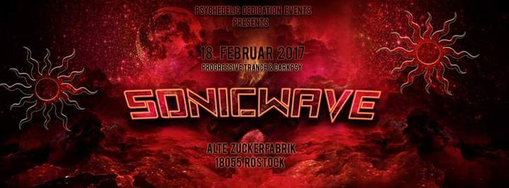 Alphatronics @ SonicWave 2017 - Special Edition  - Rostock, Germany