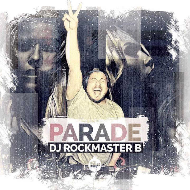 DJ ROCKMASTER B Tour Dates