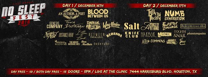 Kalico @ The Clinic - Houston, TX