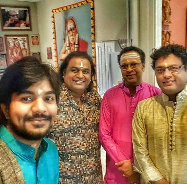 Flute Jayanth Tour Dates