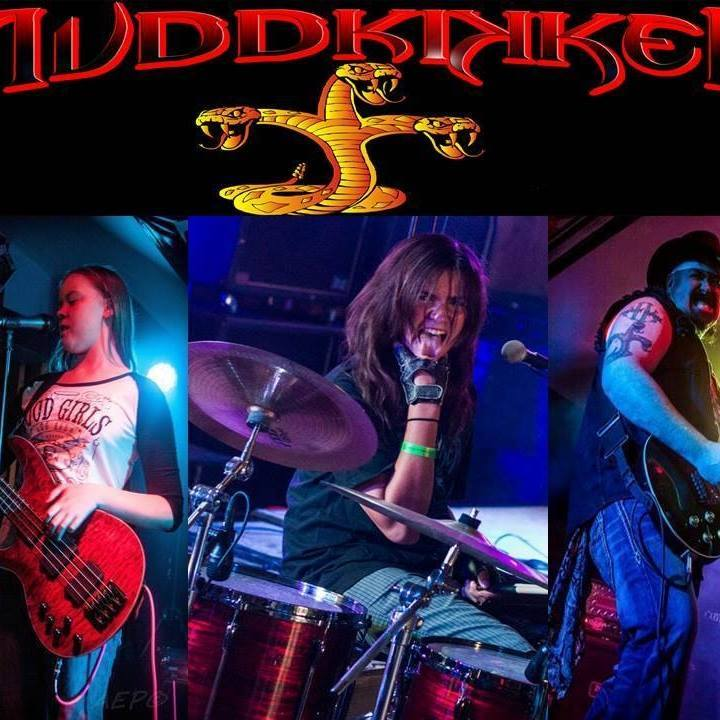 MUDDKIKKER Tour Dates