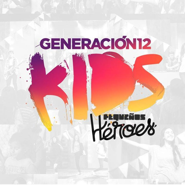 Generación 12 Kids Tour Dates
