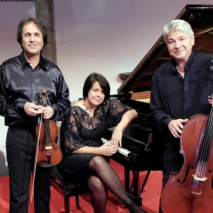 Amael Piano Trio Tour Dates