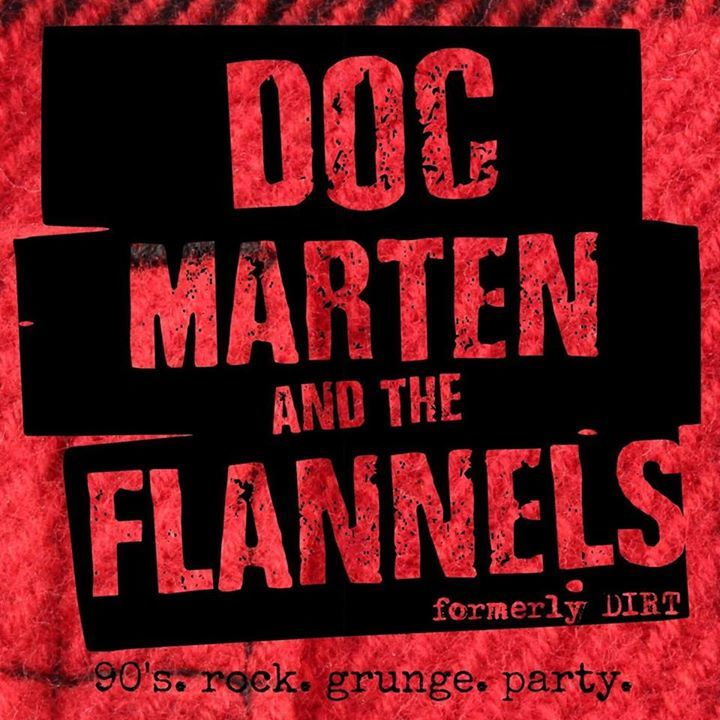 Doc Marten and The Flannels formerly Dirt Tour Dates