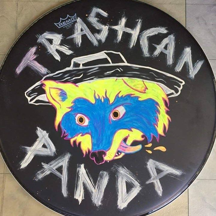 Trashcan Panda @ West Beach Bar & Grill - White Rock, Canada