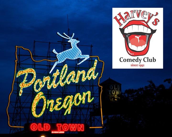 John Beuhler @ Harvey's Comedy Club  - Portland, OR