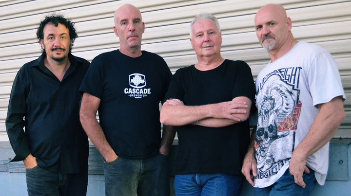 Eric Grothe & The Gurus @ Hoey Moey - Coffs Harbour Nsw, Australia