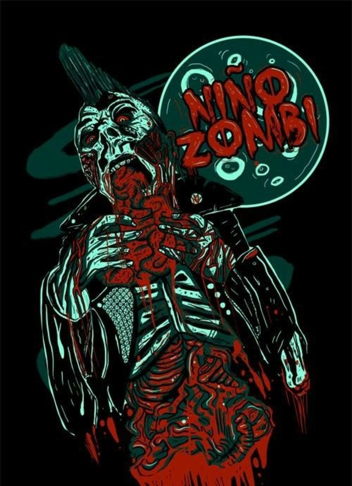 Niño Zombi Tour Dates