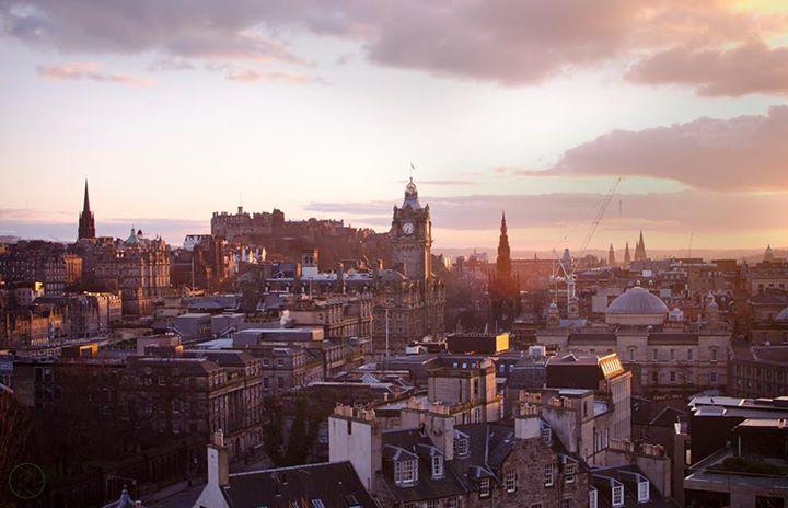 Edinburgh Music Scene Tour Dates