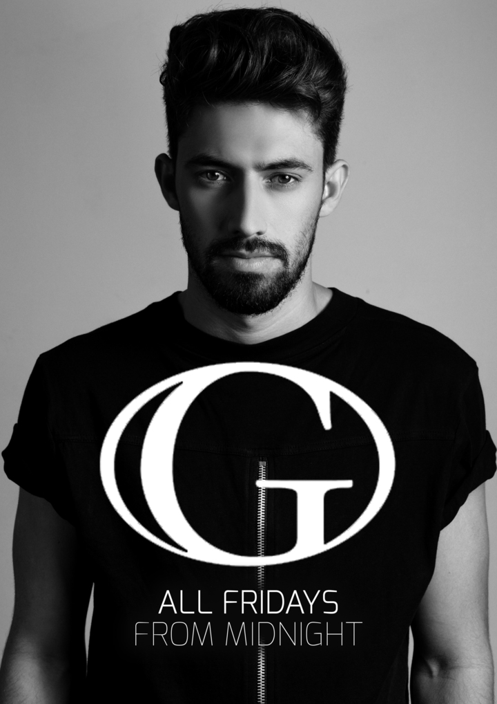 DJ Dani Aguilar @ Gabana - Madrid, Spain