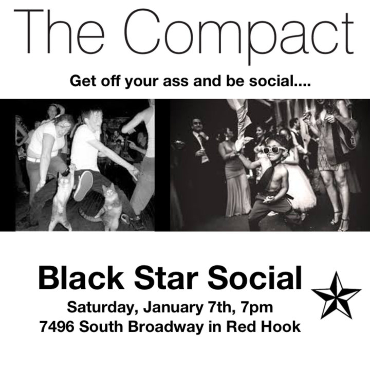 The Compact @ Black Star Social - Red Hook, NY