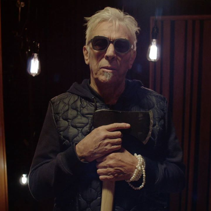 John Cale @ Liverpool Waters - Liverpool, United Kingdom