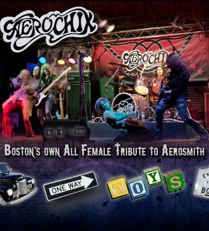 Aerochix Tour Dates