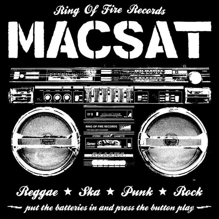 Macsat Tour Dates