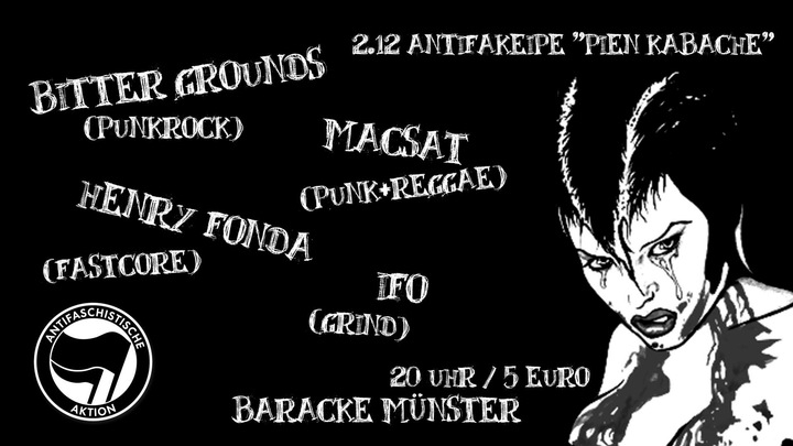 Macsat @ Baracke  - Munster, Germany