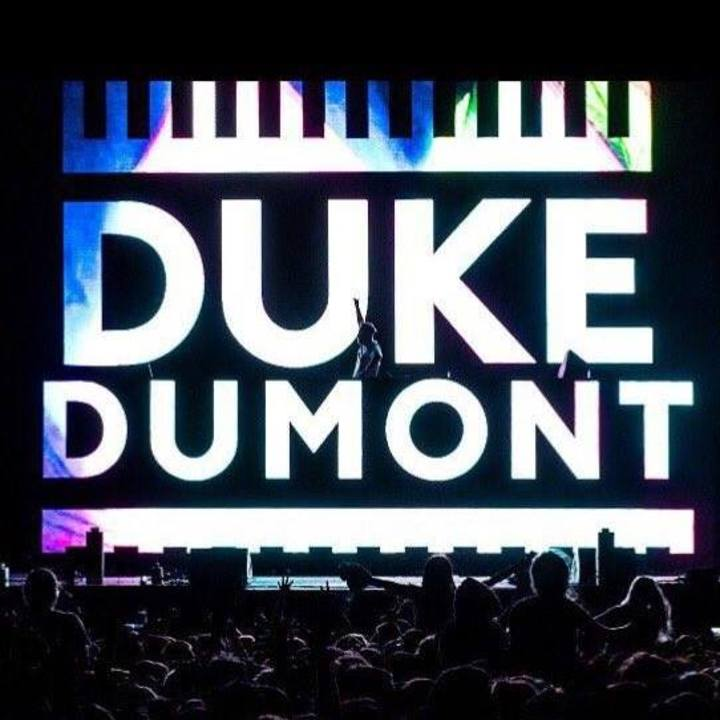 Duke Dumont Tour Dates