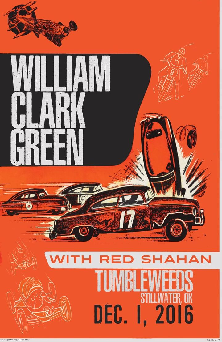 Red Shahan @ Tumbleweed Dancehall - Stillwater, OK