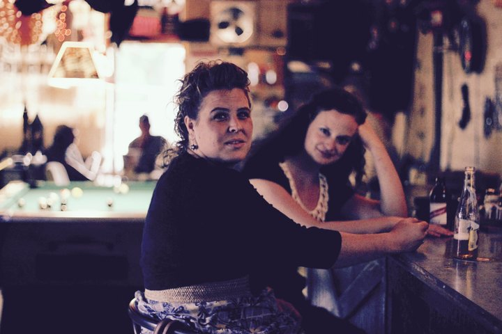 Violet Delancey @ Cafe Mueller - Austin, TX