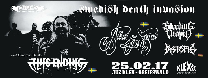 This Ending @ JUZ Klex - Greifswald, Germany