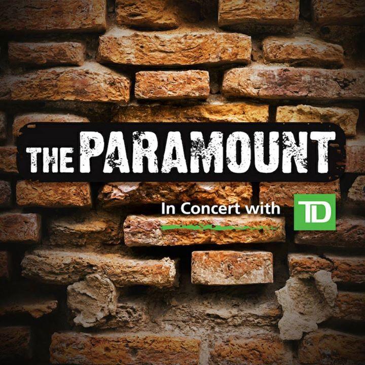 The Paramount Tour Dates