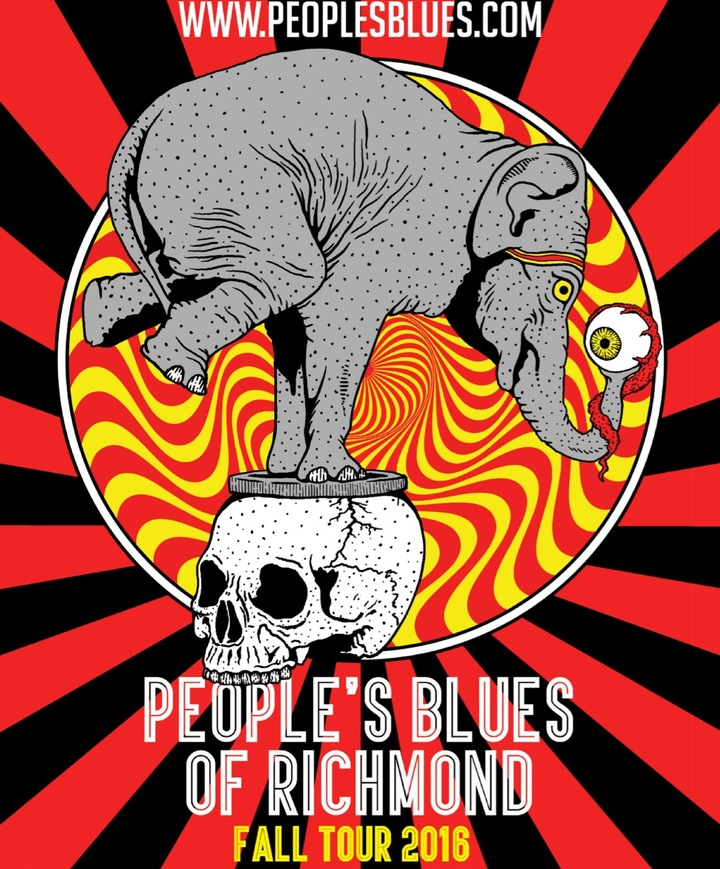 People's Blues of Richmond @ Barrelhouse south - Savannah, GA